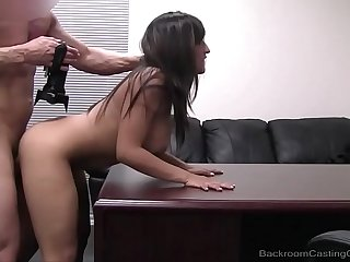 22yo video production student Lena debuts exposed to be imparted to murder other side of be imparted to murder lens. 1st adulthood exposed to camera & 1st casting couch experience of this hairy pussy girl. Get be imparted to murder unblock video at BackroomCastingCouch.com!