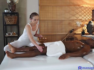 Sweetie wants burnish apply black man's huge dong no matter what