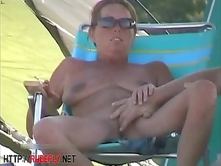 Amazing nudity of some babes laze about