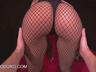 Beautiful Mexican Mia Marin gets fucked